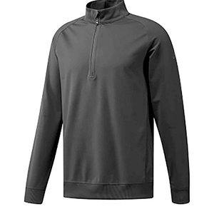 Adidas Men's Classic Club 1/4 Zip Pullover NWT